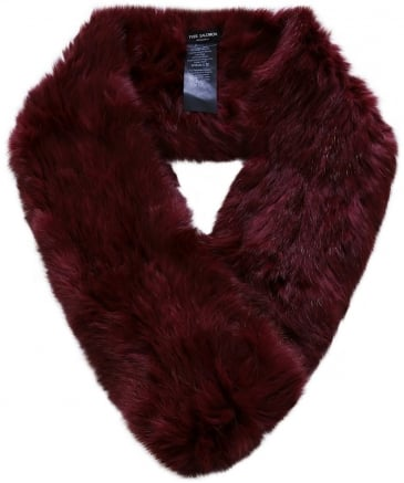 Fur Loop Scarf