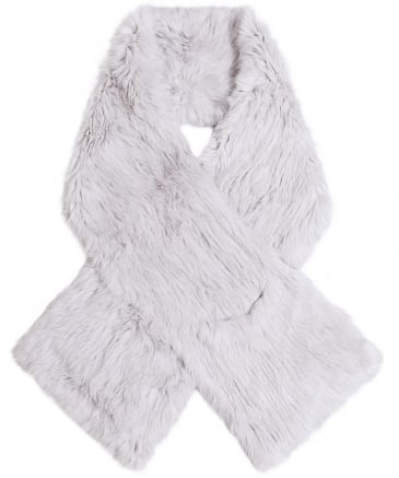 Fur Pocket Scarf