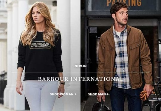 Barbour International Generic AW18