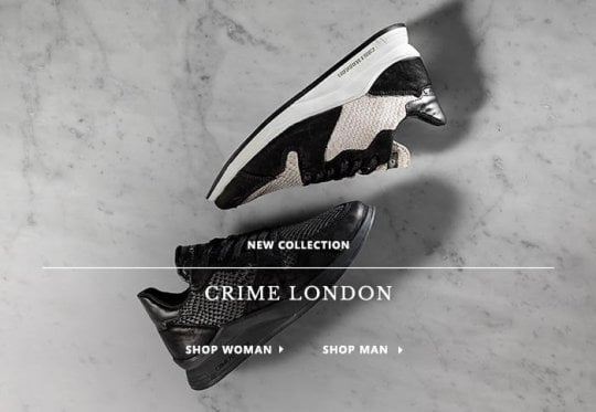 Crime London SS18
