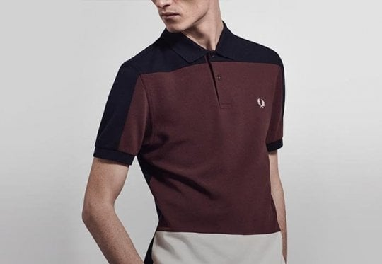 Fred Perry AW18