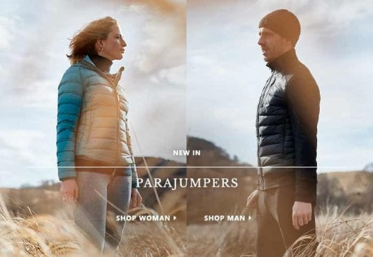 Parajumpers SS18