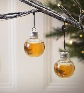 THE ONE: Christmas Baubles with a Twist