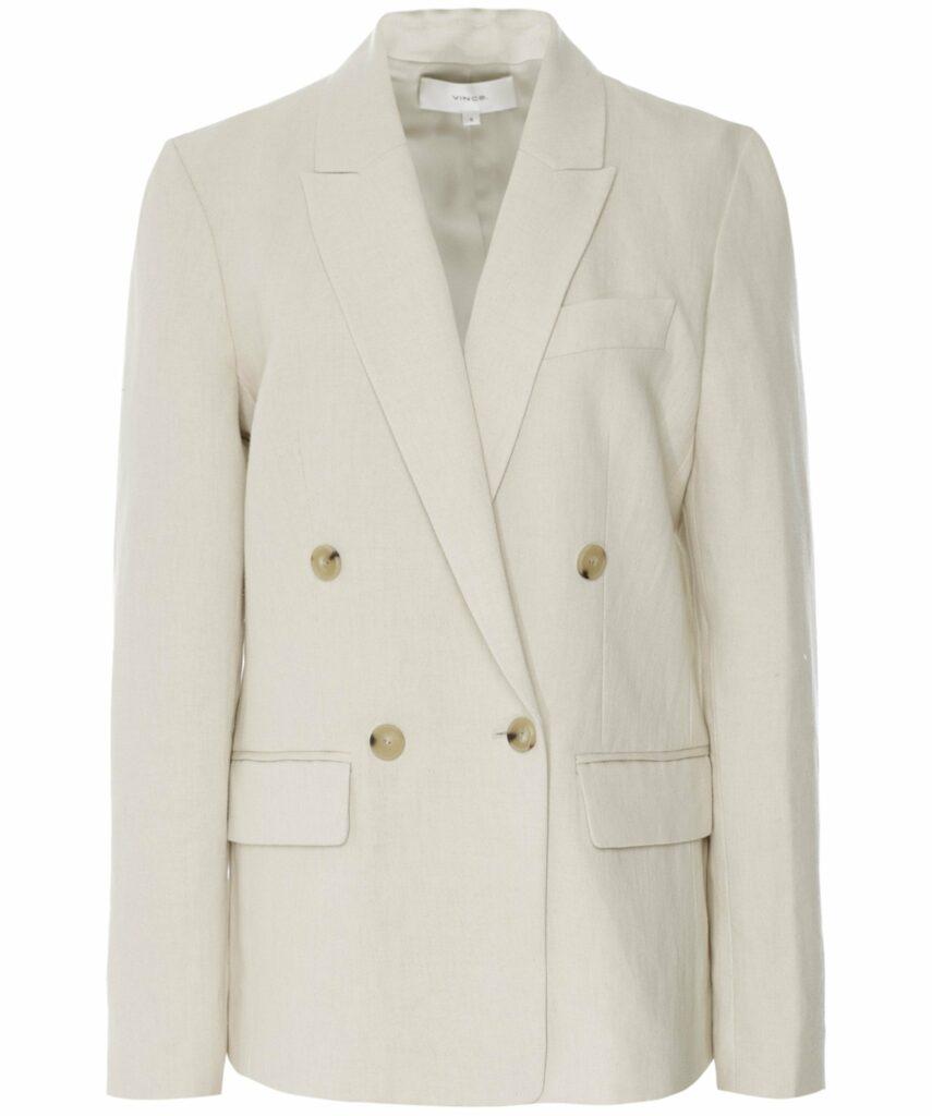 Womens beige blazer